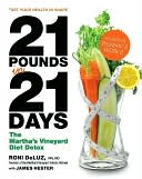 21 Pounds in 21 Days by Roni DeLuz: NOOK Book Cover