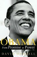 Obama by David Mendell: NOOK Book Cover
