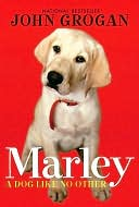 Marley by John Grogan: NOOK Book Cover