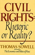 Civil Rights by Thomas Sowell: NOOK Book Cover