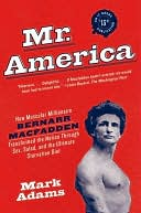 Mr. America by Mark Adams: NOOK Book Cover