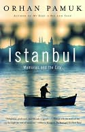 Istanbul by Orhan Pamuk: NOOK Book Cover