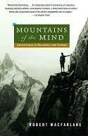 Mountains of the Mind by Robert Macfarlane: NOOK Book Cover