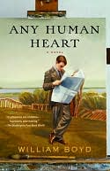 Any Human Heart by William Boyd: NOOK Book Cover
