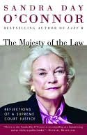 Majesty of the Law by Sandra Day O'Connor: NOOK Book Cover