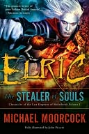 Elric by Michael Moorcock: NOOK Book Cover