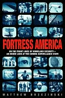 Fortress America by Matthew Brzezinski: NOOK Book Cover