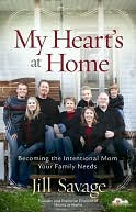 My Heart's at Home by Jill Savage: NOOK Book Cover
