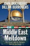 Middle East Meltdown by John Ankerberg: NOOK Book Cover