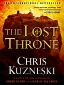 The Lost Throne by Chris Kuzneski: NOOK Book Cover