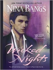 Wicked Nights by Nina Bangs: NOOK Book Cover