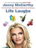 Life Laughs by Jenny McCarthy: NOOK Book Cover