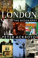 London by Peter Ackroyd: NOOK Book Cover
