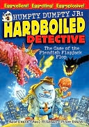 The Case of the Fiendish Flapjack Flop (Humpty Dumpty, Jr., Hard Boiled Detective) by Vince Evans: NOOK Book Cover