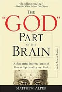 The 'God' Part of the Brain by Matthew Alper: NOOK Book Cover