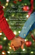 The Night Before Christmas by Brenda Novak: NOOK Book Cover