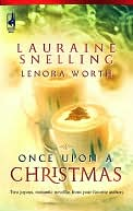 Once Upon A Christmas by Lauraine Snelling: NOOK Book Cover