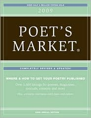 2009 Poet's Market by Editors of Writers Digest Books: NOOK Book Cover