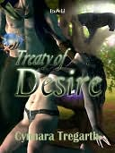 Treaty of Desire by Cynnara Tregarth: NOOK Book Cover