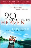 90 Minutes in Heaven by Don Piper: NOOK Book Cover