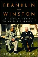 Franklin and Winston by Jon Meacham: NOOK Book Cover