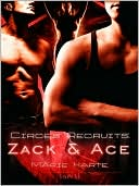 Zack and Ace (Circe's Recruits Series) by Marie Harte: NOOK Book Cover