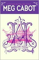 Avalon High by Meg Cabot: NOOKbook Cover