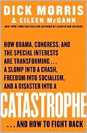 Catastrophe by Dick Morris: NOOK Book Cover