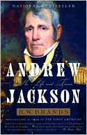 Andrew Jackson by H. W. Brands: NOOK Book Cover