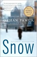 Snow by Orhan Pamuk: NOOK Book Cover