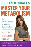 Master Your Metabolism by Jillian Michaels: NOOK Book Cover