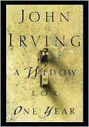 A Widow for One Year by John Irving: NOOK Book Cover