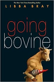 Going Bovine by Libba Bray: NOOK Book Cover
