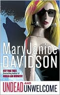 Undead and Unwelcome (Betsy Taylor Series #8) by MaryJanice Davidson: NOOK Book Cover