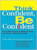 Think Confident, Be Confident by Leslie Sokol: NOOK Book Cover