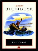 The Pearl by John Steinbeck: NOOK Book Cover
