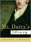 Mr. Darcy's Diary by Amanda Grange: NOOK Book Cover