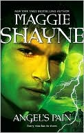Angel's Pain (Wings in the Night Series #15) by Maggie Shayne: NOOKbook Cover