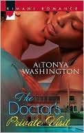 The Doctor's Private Visit by Altonya Washington: NOOK Book Cover