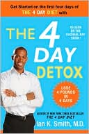 4 Day Detox by Ian K. Smith: NOOK Book Cover