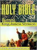 The King James Version (KJV) Holy Bible by MobileReference: NOOK Book Cover