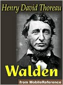 Walden by Henry David Thoreau: NOOK Book Cover
