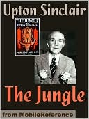 The Jungle by Upton Sinclair: NOOK Book Cover