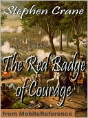 The Red Badge of Courage by Stephen Crane: NOOK Book Cover