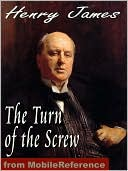 The Turn of The Screw by Henry James: NOOK Book Cover