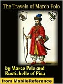 The Travels of Marco Polo - Complete by Marco Polo: NOOK Book Cover