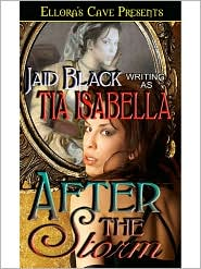 After  the Storm by Jaid Black: NOOK Book Cover