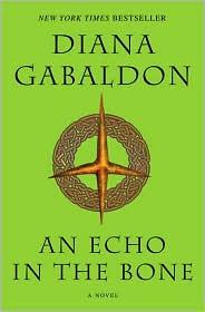 An Echo in the Bone (Outlander Series #7) by Diana Gabaldon: Book Cover