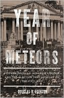 Year of Meteors by Douglas R. Egerton: Book Cover