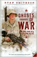 Ghosts of War by Ryan Smithson: Book Cover